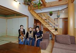 屋内の写真2